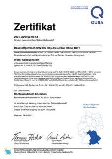 zertifikat-vorabsieb